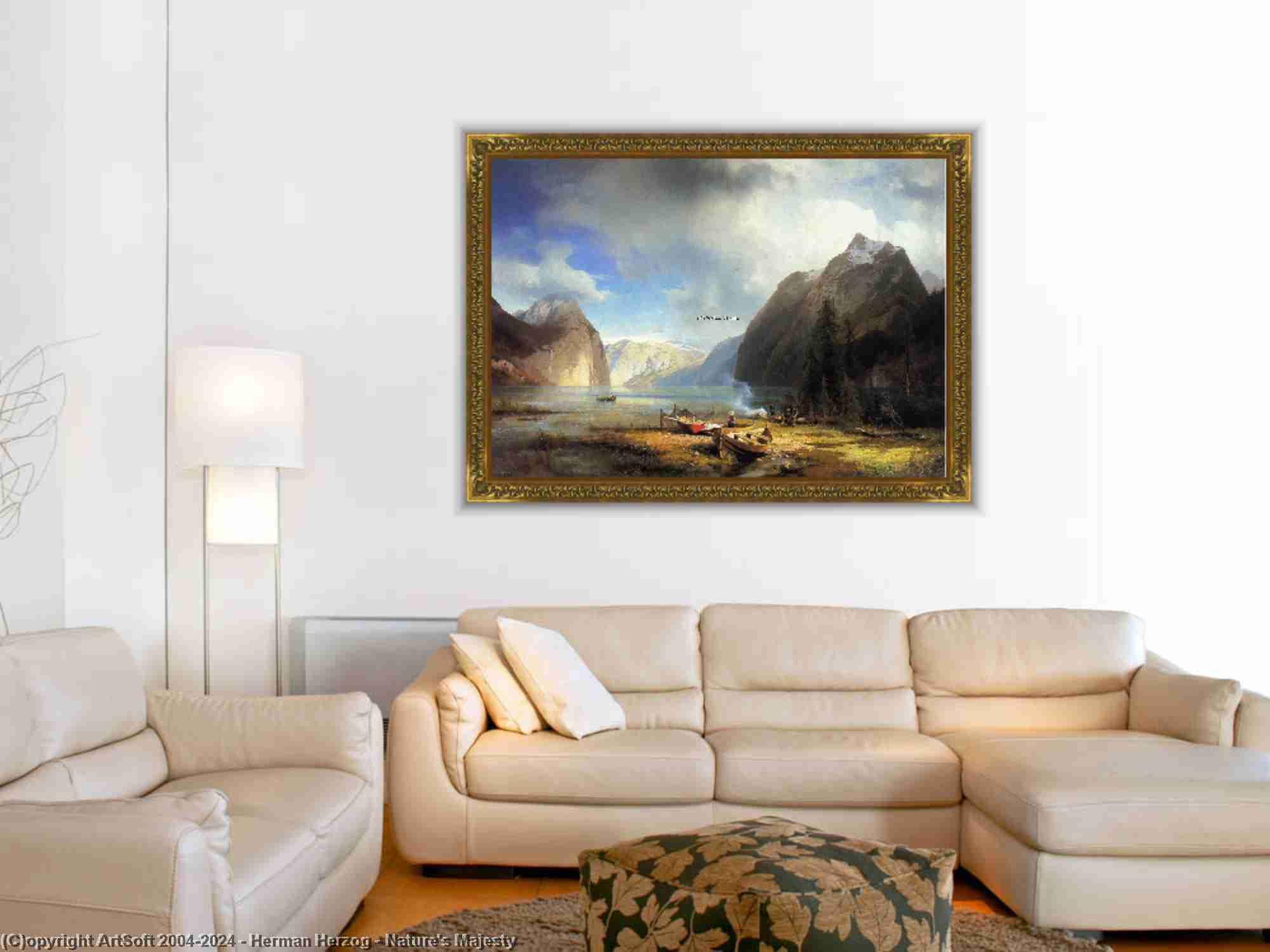 Herman Herzog - Natur Majesty