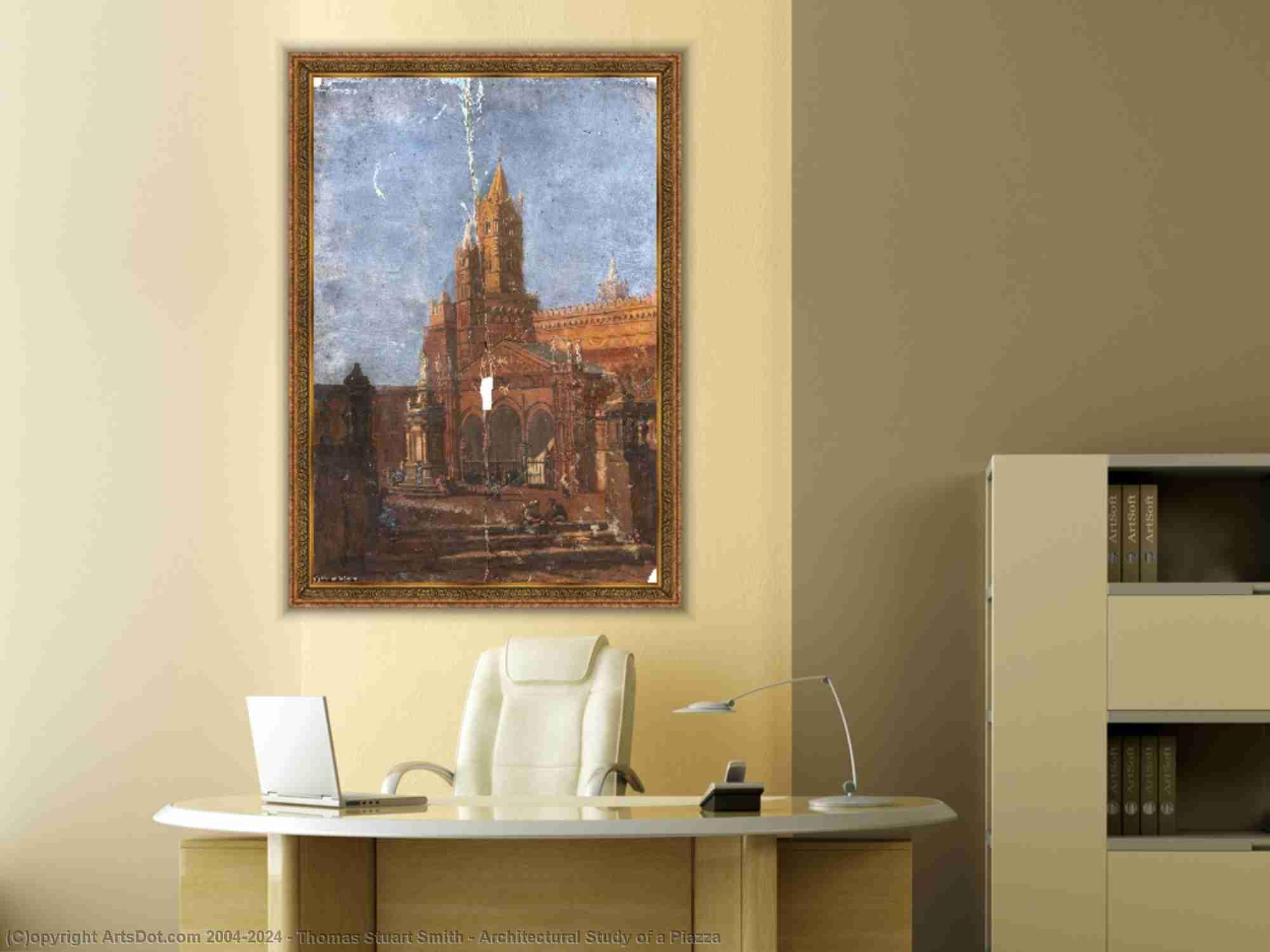 Thomas Stuart Smith - Estudio de arquitectura todaclasede  Un  plaza