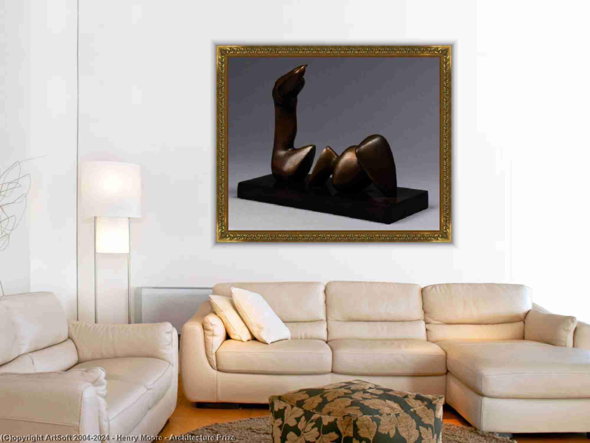 Henry Moore - Arquitectura Premio