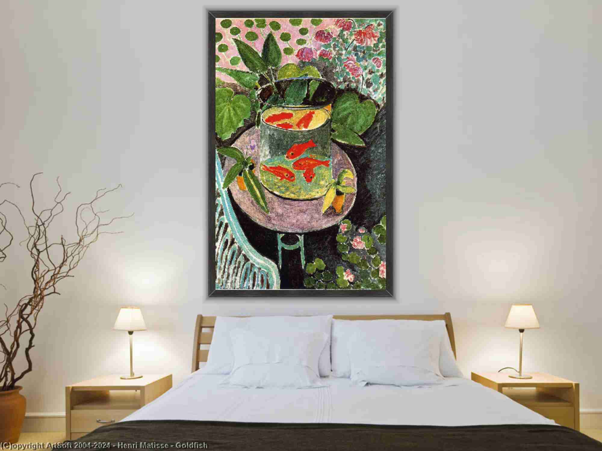 Henri Matisse - Poisson rouge