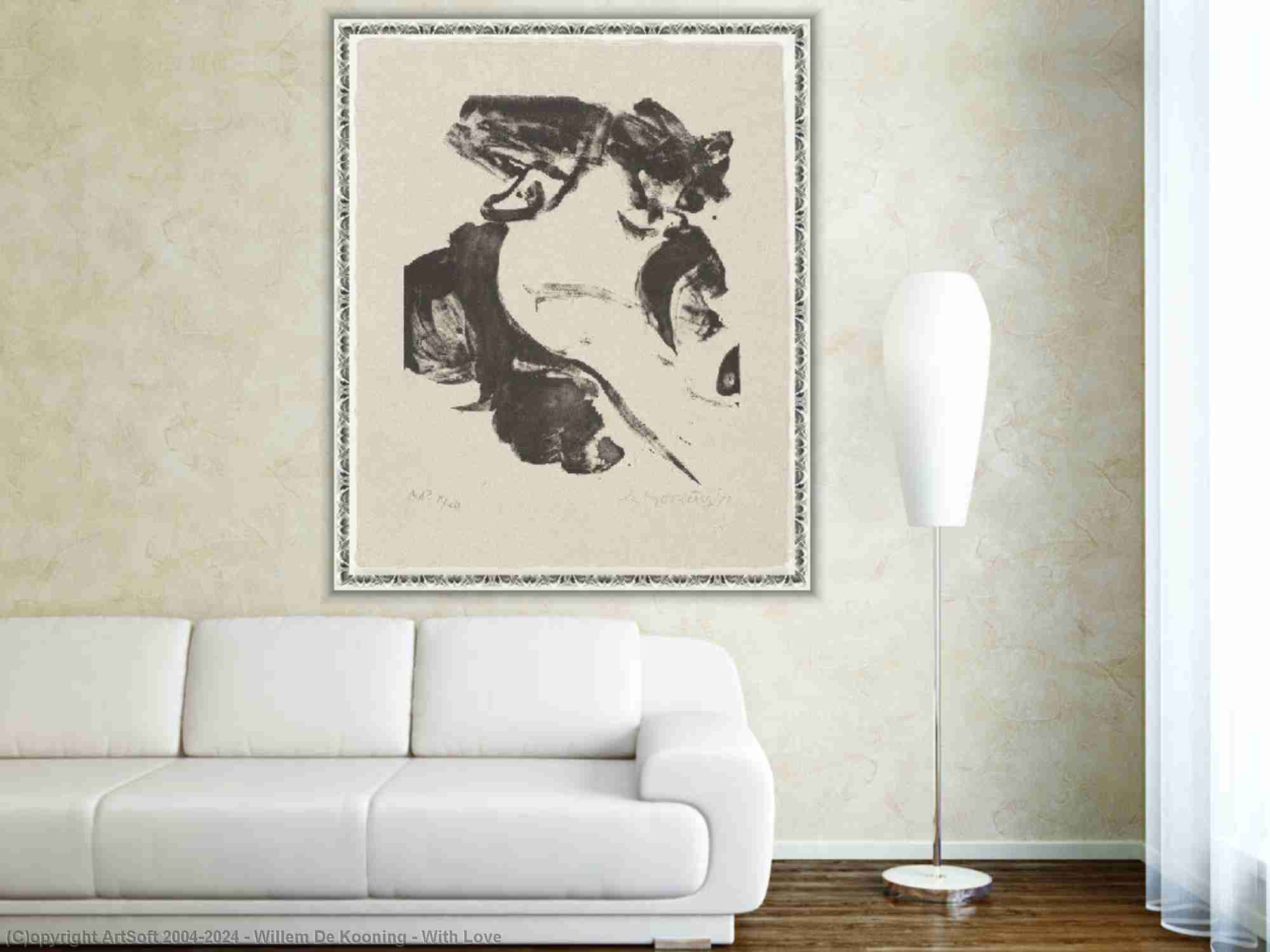 Willem De Kooning - С любовью