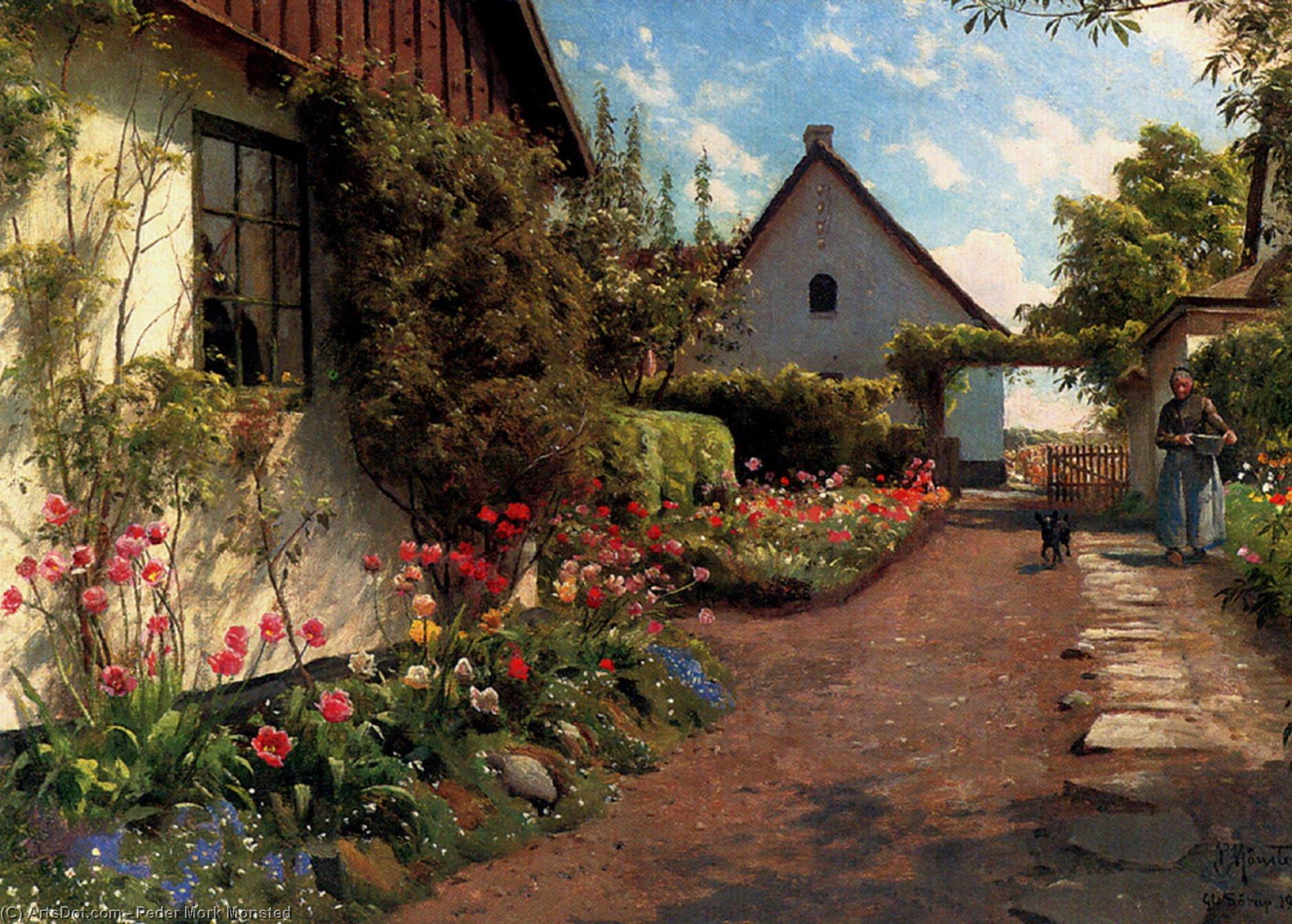 Peder_mork_monsted-in_the_garden.Jpg