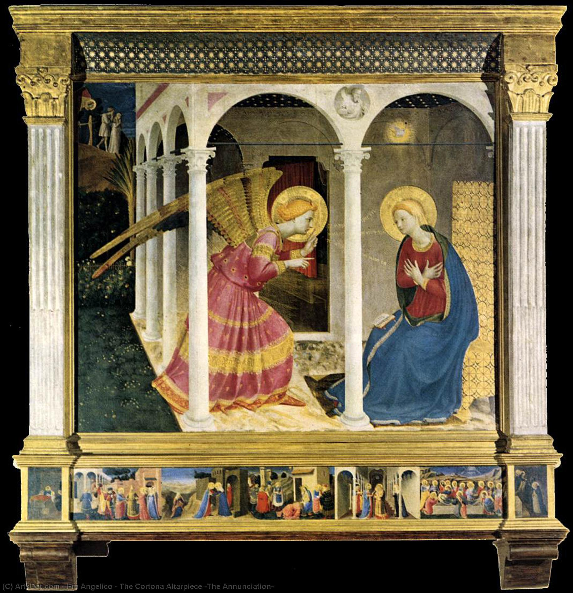 Fra Angelico (1400-1455)