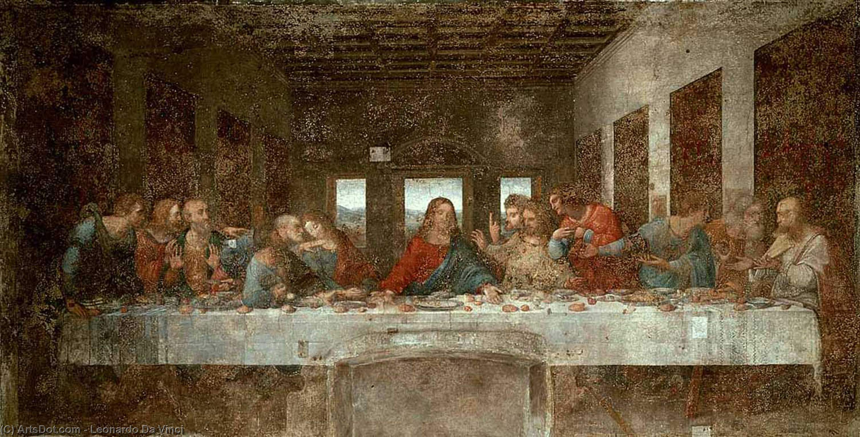 Abendmahl Leonardo