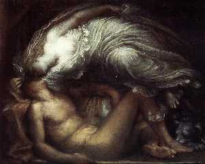 George Frederic Watts - Endymion