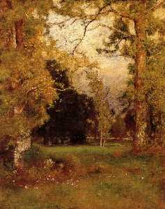 George Inness - Late Afternoon