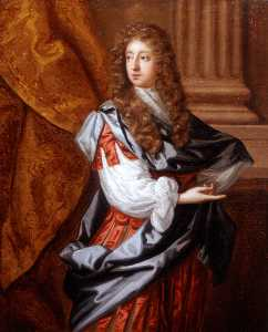 Mary Beale - Portrait of Sir Thomas Is..