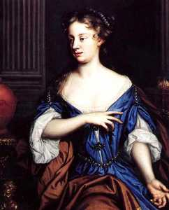 Mary Beale - self portrait