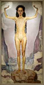 Ferdinand Hodler - Day (Truth)