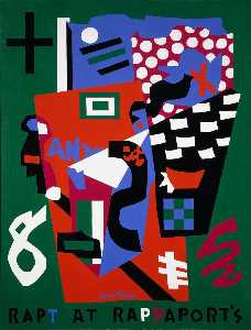 Stuart Davis - Rapt at Rappaport's