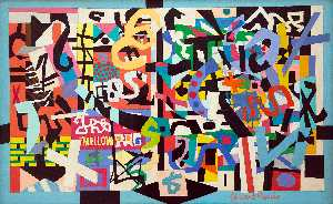 Stuart Davis - The Mellow Pad