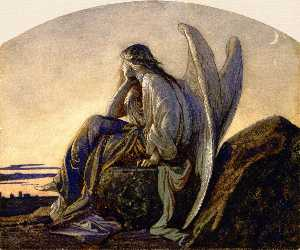 Alexandre Cabanel - The Evening Angel