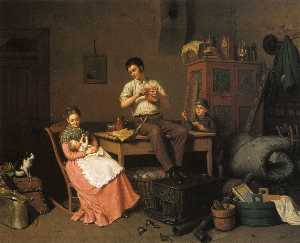 Henry Mosler - Just Moved