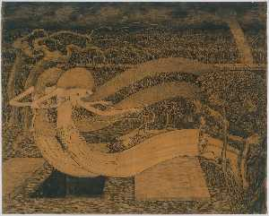 Jean Theodoor Toorop - O grave, where is thy Vic..