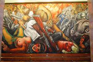 Jose Clemente Orozco - Catharsis