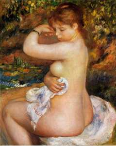 Pierre-Auguste Renoir - After the Bath