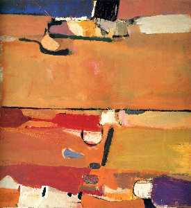 Richard Diebenkorn - A Day at the Races
