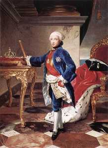Anton Raphael Mengs - Ferdinand IV, King of Nap..