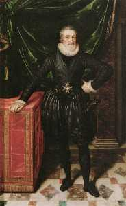Frans The Younger Pourbus - Henry IV, King of France ..