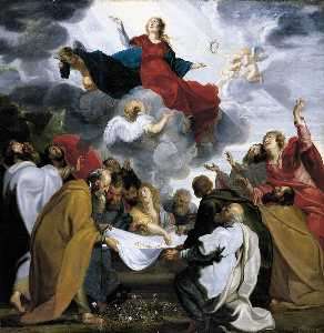 Anthonis Sallaert - Assumption of the Virgin