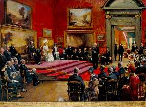 John Lavery - The Opening of the Modern Fore..