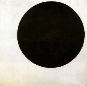 Kazimir Severinovich Male.. - Black circle [1913] State..