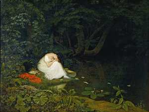 James Francis Danby - Disappointed Love