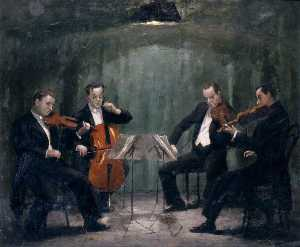 Henry Marvell Carr - The Griller Quartet Sidne..
