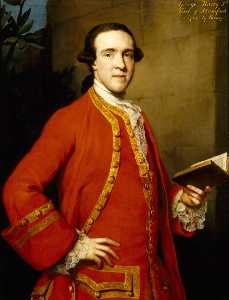 Anton Raphael Mengs - George Harry Grey (1737–1..