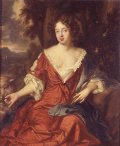 Mary Beale - Portrait of a Lady as St ..