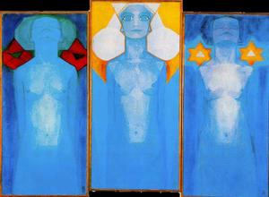 Piet Mondrian - Evolution