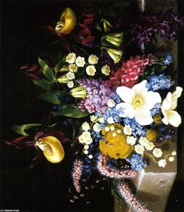 Adelheid Dietrich - Flower Still Life