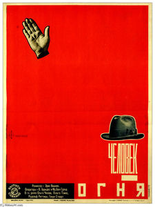 Alexander Rodchenko - The Fire's Man