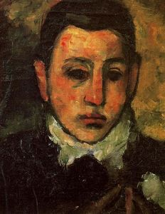 Arshile Gorky - Self-Portrait at the Age ..