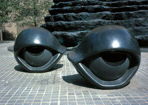 Louise Joséphine Bourgeoi.. - Eye Benches I