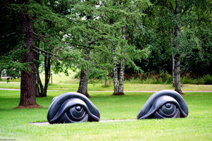 Louise Joséphine Bourgeoi.. - Eye Benches II