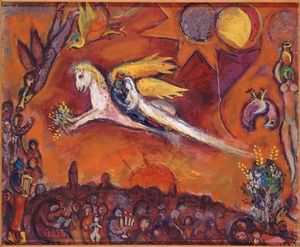 Marc Chagall - Song of Songs IV (8)
