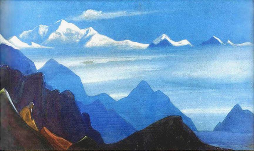 Гималаи шамбала в картинках