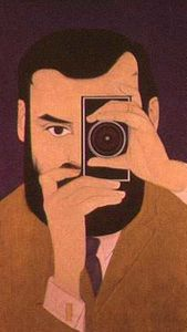 Will Barnet - Portrait of Djordje Mili?..