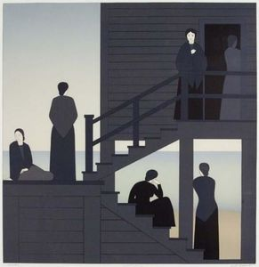 Will Barnet - Waiting