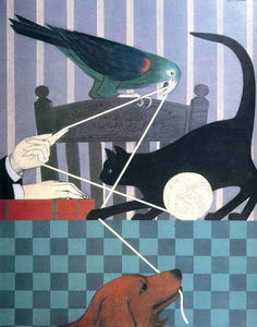 Will Barnet - Polly, Minou and Eon