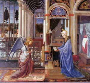 Fra Carnevale - The Annunciation
