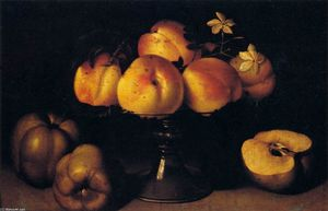 Panfilo Nuvolone - Fruit Still-Life