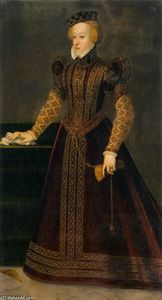 Francesco Terzio - Archduchess Barbara