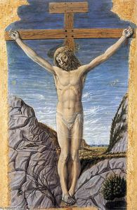 Fra Carnevale - The Crucifixion
