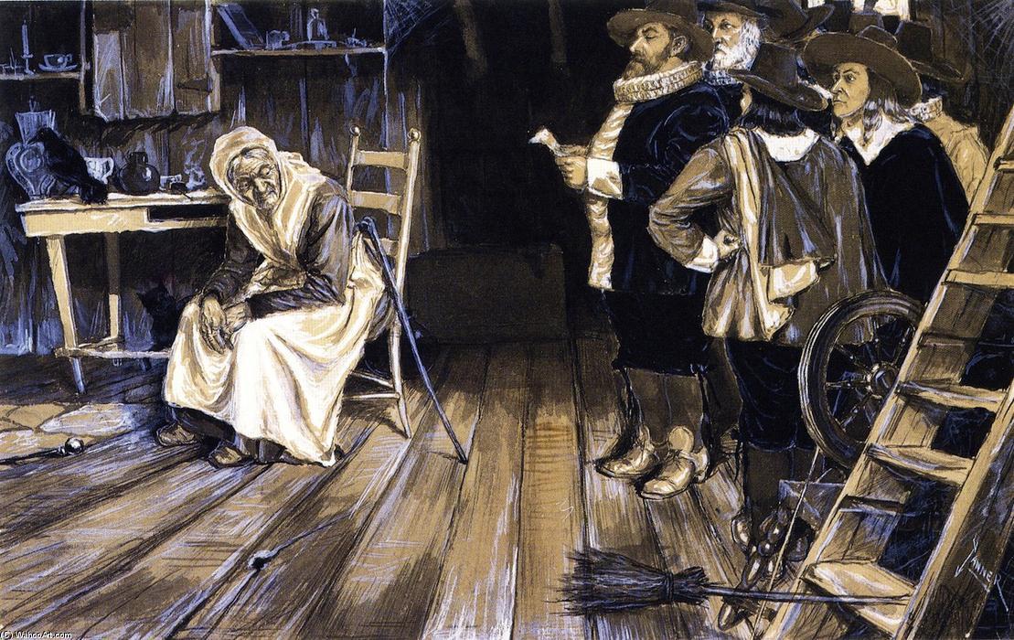 Картинки охота на ведьм