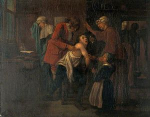 Jan Josef Horemans The El.. - A Surgical Operation
