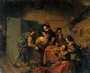 Jan Josef Horemans The El.. - Tooth Extraction