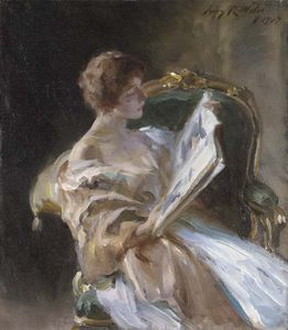 Irving Ramsey Wiles - The Storybook