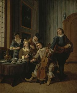 Jan Josef Horemans The El.. - Lesson Of Singing